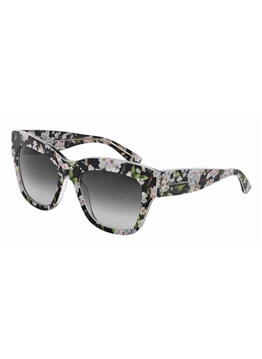 Dolce&Gabbana Dolce & Gabbana 4231 2938/8G 54 Ekartman Kadın Güneş Gözlüğü Gri